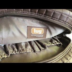Lug Bags - Lug Puddle Jumper overnight/gym bag